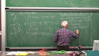 DiffGeom19: The Frenet Serret equations (example)