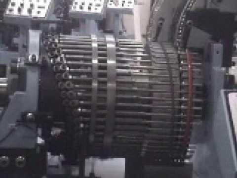UTA Anchor Assemby Machine (LZ07)