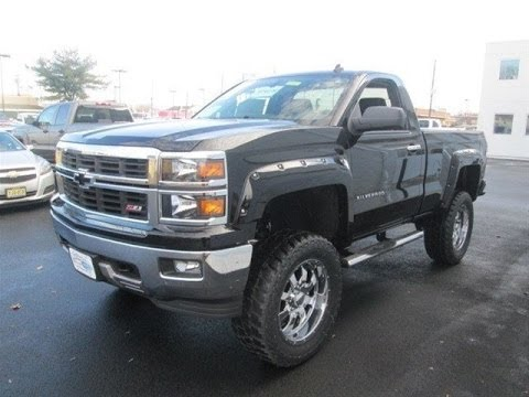 2015 silverado single cab lifted images galleries with a bite. Black Bedroom Furniture Sets. Home Design Ideas