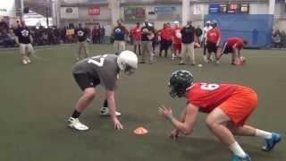 Elite Big Man Camp: Warren Marlowe (2014) Highlights