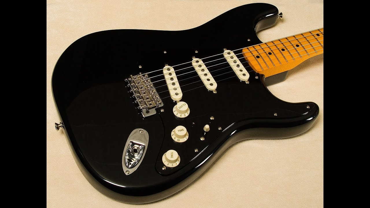 Fender Custom Shop Custom Artist Series David Gilmour Stratocaster ...