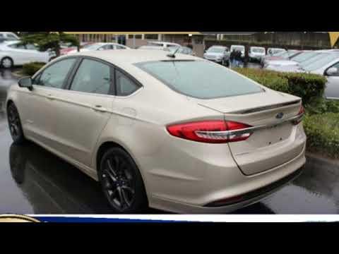 Used 2018 Ford Fusion Hybrid Tacoma WA Seattle, WA #X1157