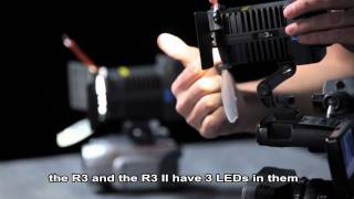 F&V - R3 R4 R3? LED video light