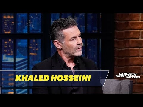Khaled Hosseini Says Refugees Are Essential to America Mp3