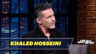 Khaled Hosseini Says Refugees Are Essential to America