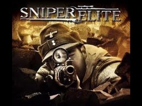 Прохождение Sniper Elite V2 - Миссия 1