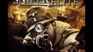 полное прохождение Sniper Elite Карлсхорст часть 1