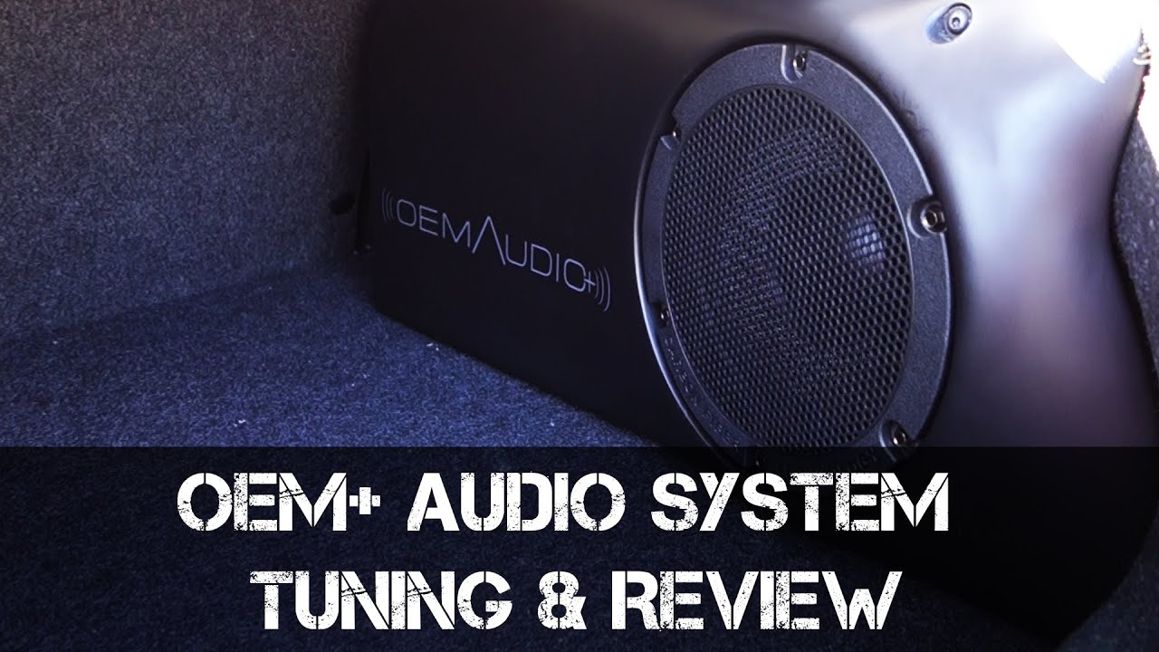 Oem Audio Plus >> Oem Audio Plus Sound System Tuning Review 86 Brz Frs