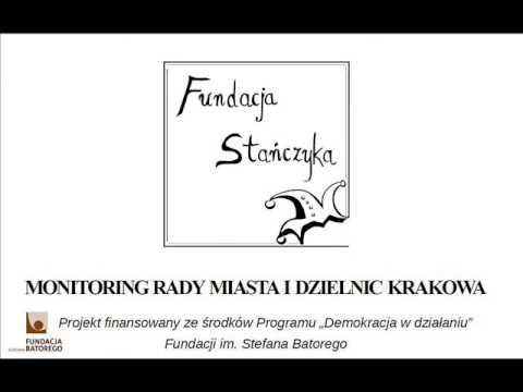 V_Krowodrza_sesjaXXIII_4 oświadczenia i komunikaty