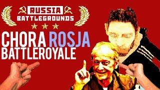 ROSJA W KRZYWYM ZWIERCIADLE - RUSSIA BATTLGROUNDS