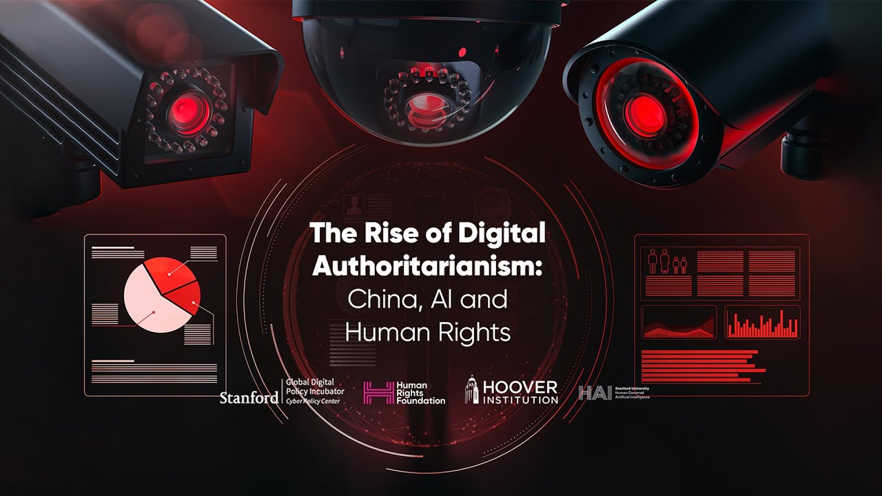 The Rise of Digital Authoritarianism Conference: China, AI and Human Rights | Day 1