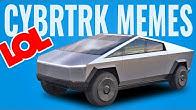 Top 10 Funniest Tesla Pickup Truck Memes | Cybertruck Humor