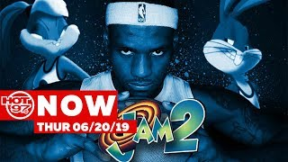 Space Jam 2 Announces Cast + Avengers: End Game Back In Theaters on HOT 97 Now