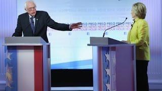 Clinton paints herself as Obamas BFF in debate