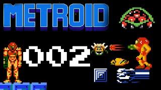 Let's Play METROID [NES] German/Deutsch (BLIND) #002 - Ich mache fortschrifte ! - HD