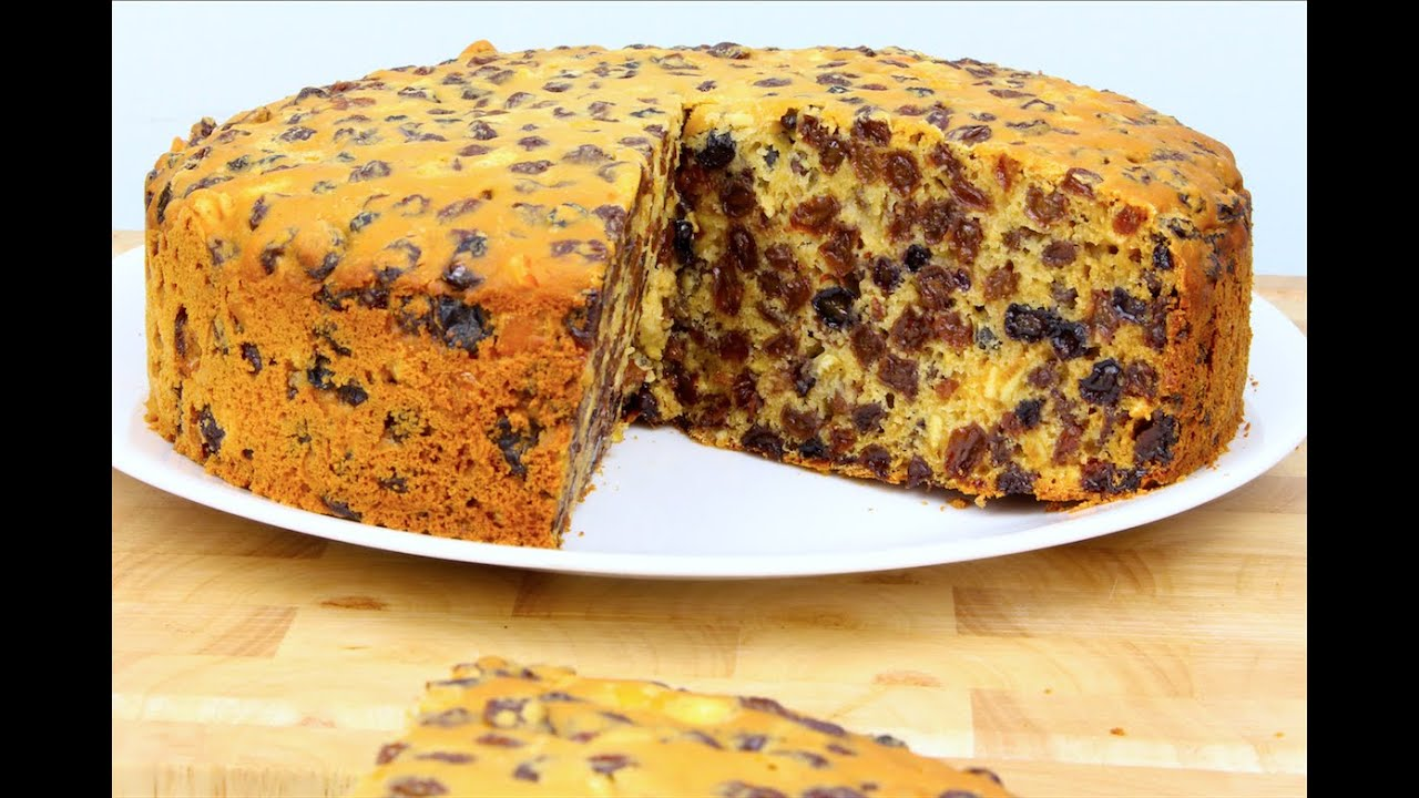 Exceptionnel 3 INGREDIENT FRUIT CAKE - YouTube YB16