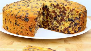 3 INGREDIENT FRUIT CAKE
