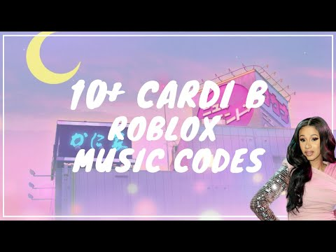 10 Cardi B Roblox Music Codes Id S Youtube
