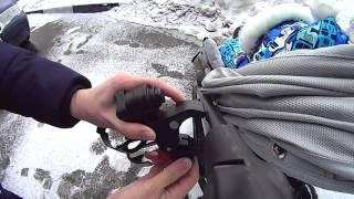 Обзор универсального крепления для детских колясок из Алиэкспресс (Aliexpress)