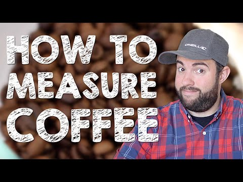 How much coffee grounds per 6 oz water