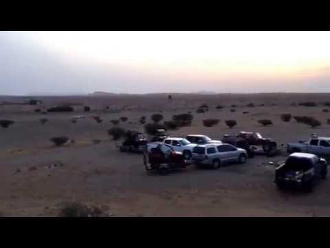 Camping @ Albadayer desert on Dubai last winter