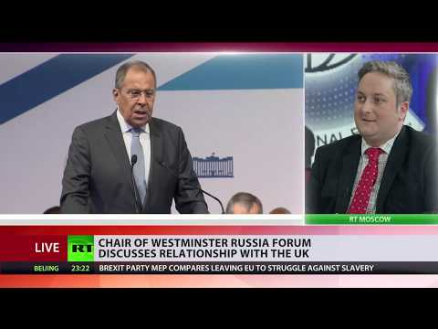 There's a lot we can do together - chair of Britain's Westminster Russia Forum