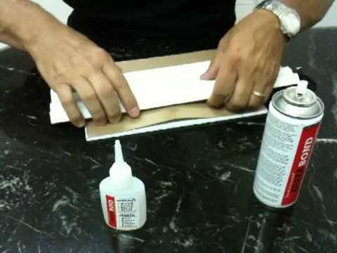 Wood Glue |Epoxy Resin Cyanoacrylate Spray Adhesive| Best Glue for Wood-Instantbond™