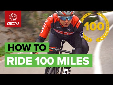 How To Complete A Century | Top Training Tips For A 100 Mile Bike Ride