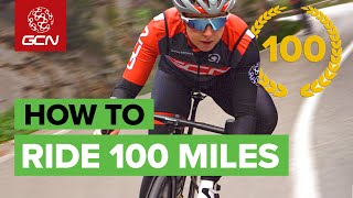 How To Complete A Cenтury | Top Training Tips For A 100 Mile Bike Ride