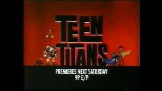 Teen Titans Season 1 Trailers