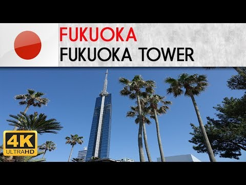 FUKUOKA - Fukuoka Tower And Momochi Seaside Park