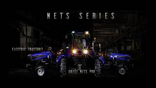 The New Escorts Tractor Series (NETS)