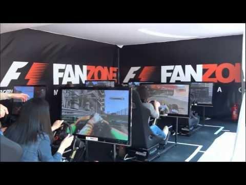 Monaco Grand Prix F1 Fanzone