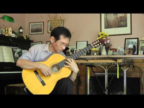 Đăng Thảo - HOÀI CẢM (Memory) - Music: Cung Tiến, Arranged for Guitar by Đăng Thảo