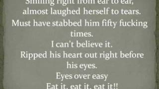 vuclip Avenged Sevenfold - A Little Piece Of Heaven with lyrics