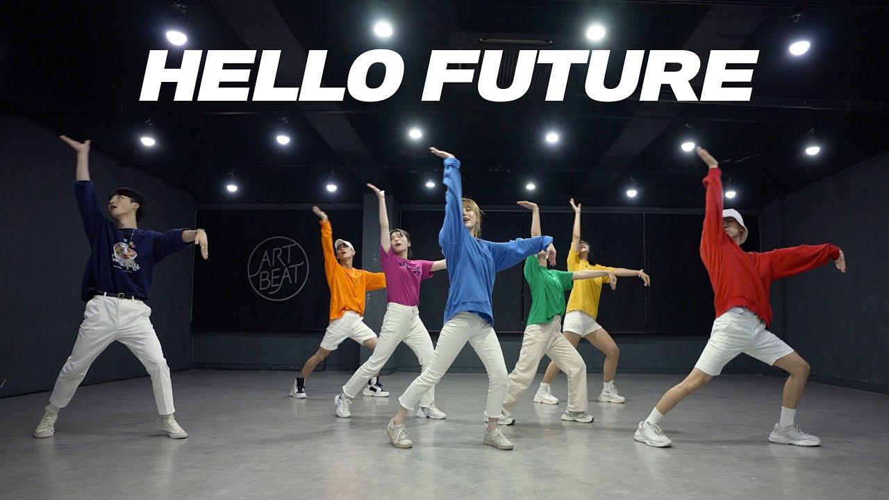 NCT DREAM - Hello Future | 커버댄스 Dance Cover | 거울모드 Mirror mode | 연습실 Practice ver.
