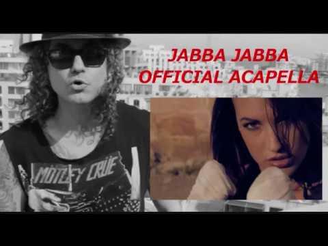 LaRoxx Project - Jabba Jabba (Official Acapella) Fx+Dry Version