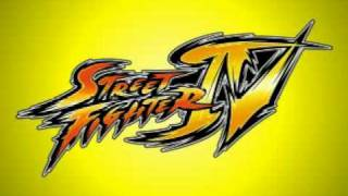 Street Fighter IV Character Select Theme music Synced with Warrant-Cherry Pie