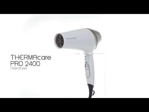 Remington D5720 Thermacare Pro 2400 Dryer Hårfön
