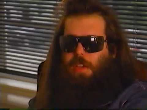 1990 metal dude goes to Rick Rubin
