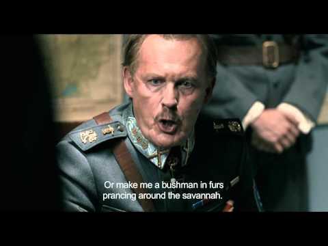 Helsinki Intl Film Festival 2014 trailer: Mannerheim finds out ENGLISH SUBS