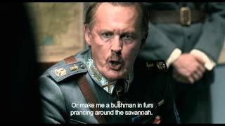 Helsinki Intl Film Festival 2014 trailer: Mannerheim finds out ENGLISH SUBS