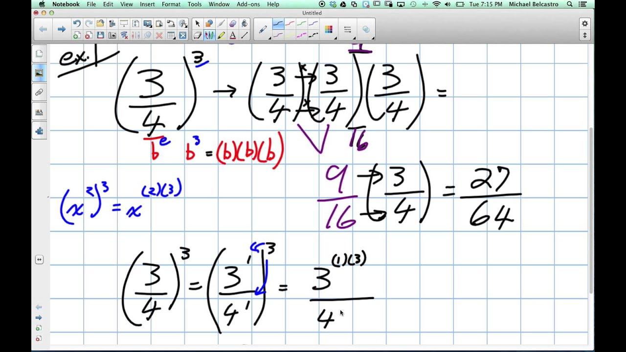 Rational Exponents Worksheet 11 1 - Kidz Activities