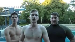 Turmspringen wie Profis| Sprung feat. saschaLetsPlay| ESque| 1/2