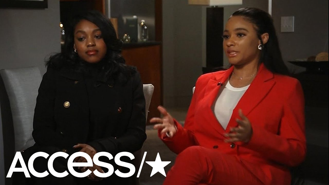 R Kelly S Girlfriends Cry Refuse To Explain Their Sex Life In Emotional Gayle King Interview Youtube