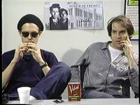 Bryan Harvey, Johnny Hott: House Of Freaks
