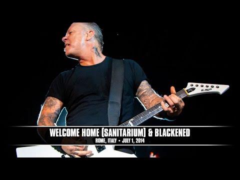 Metallica: Welcome Home (Sanitarium) and Blackened (MetOnTour - Rome, Italy - 2014) Thumbnail image