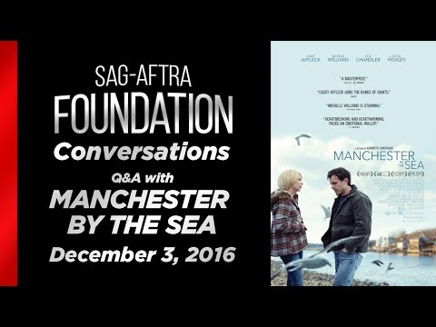 Conversations with MANCHESTER BY THE SEA