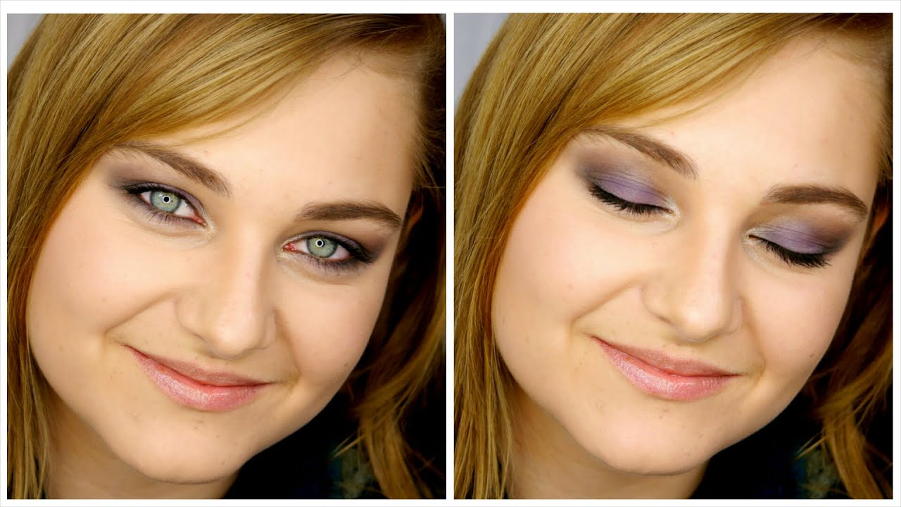 Make-up für Blondinen
