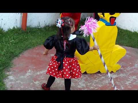 Fiestas infantiles con Botargas Miky & Mimi